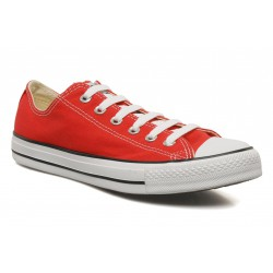 Converse Baskets - Chuck Taylor All Star Ox M Red - Homme