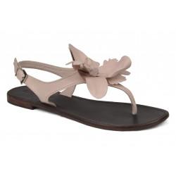 KOAH Silene - Chaussures femme - sandale nu pieds - rose