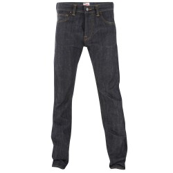 Edwin Pantalons Jeans - Red Selvage Slim Brut Blue Unwashed L32 - Homme