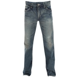 Edwin Pantalons Jeans - Win Straight Stone washed L32 - Homme