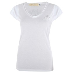Indi-k T-shirts - Manches Courtes Blanc - Femme