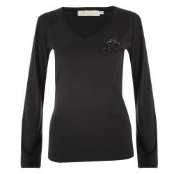 Indi-k T-shirts - Manches Longues Noir - Femme