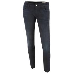 Siwy Pantalons Jeans - Indian Ink Brut - Femme