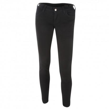 Siwy Pantalons Jeans - Jet Hannah Noir - Femme