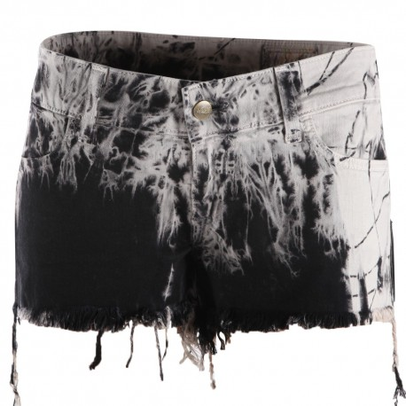 Siwy Shorts Jeans- Camilla Fascination bicolor washed - Femme