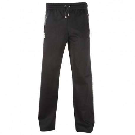 Trust couture paris Pantalons - Black Wool Suit - Homme