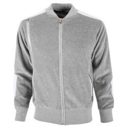 Trust couture paris Vestes - Survêtement Grey & White - Homme