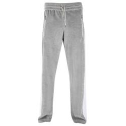 Trust couture paris Pantalons - Ensemble Survêtement Grey & White - Homme