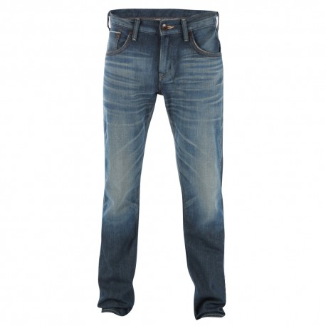 Edwin Pantalons Jeans - Sen Selvage Skinny Blue Washed L32 - Homme