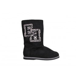 Ed hardy Bottes - University Boot black - Fille