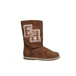 Ed hardy Bottes - University Boot brown - Fille