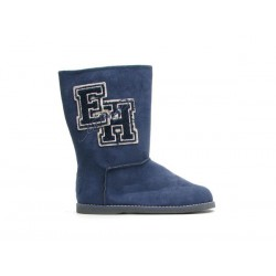 Ed hardy Bottes - University Boot navy - Fille