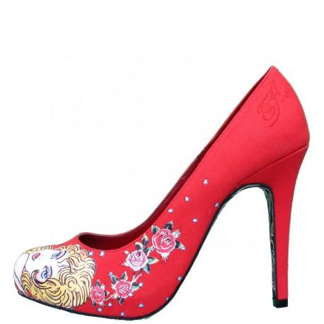 Ed hardy Escarpins - Haute Heels red - Femme