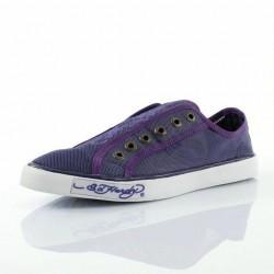 Ed hardy Baskets - Luz purple - Femme