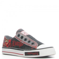 Ed hardy Baskets - Greaser Lowrise dark blue - Garçon
