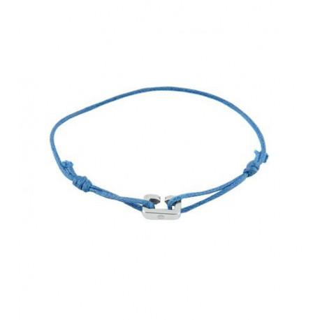 Bracelet i.d x-change lien acier cordon