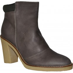 Mellow yellow Bottines - R Marron - Femme