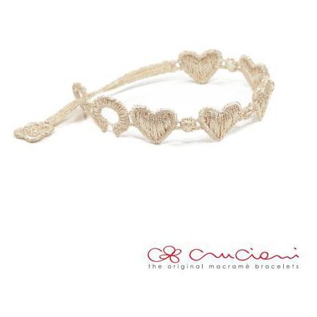Cruciani - Bracelet - Cœur Enfant