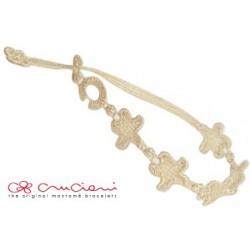 Cruciani - Bracelet - Etoiles de mer
