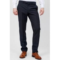 Pantalon de costume - Bleu-Ile de Paques